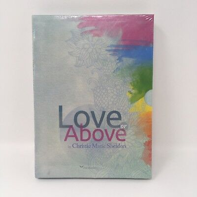 Love or Above Spiritual Toolkit New Christie Marie Sheldon 6 Discs Mindvalley