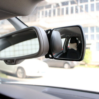 Best Baby Child Car Seat Mirror Inside Safety Rear Back View Ward Facing Care AU