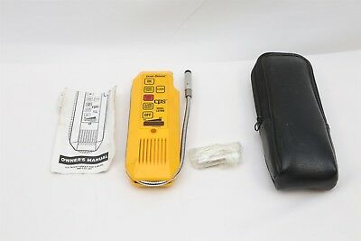 CPS Leak Seeker LS790B Refrigerant Leak Detector w/ Case & Original Owners Guide