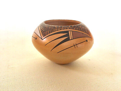Hopi American Indian Pottery by Garrett Maho