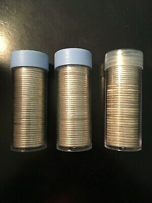 $10 Face Value - Roll of 90% Silver Washington Quarters - 40 coins
