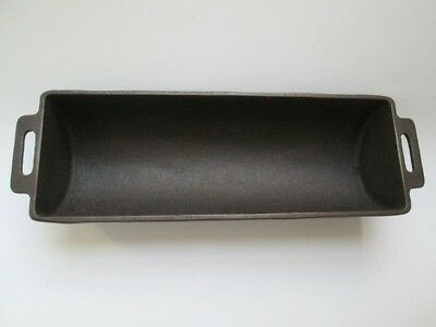 Wagner Ware Cast Iron Single Loaf Bread Pan