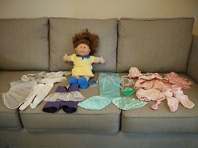 Cabbage Patch Kids Doll & Clothing