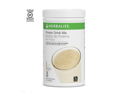Herbalife Protein Drink Mix Vanilla 616 g or Vanilla 840 g - Fast delivery