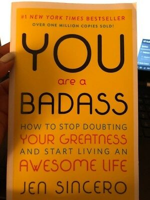 You Are a Badass: How to Stop Doubting Your Greatness and Start Living(PDF,EPUB)