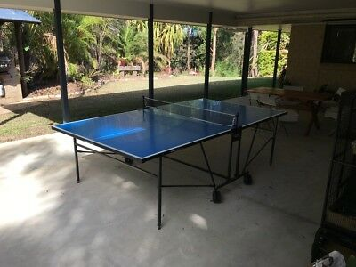 Table tennis ping pong outdoor table