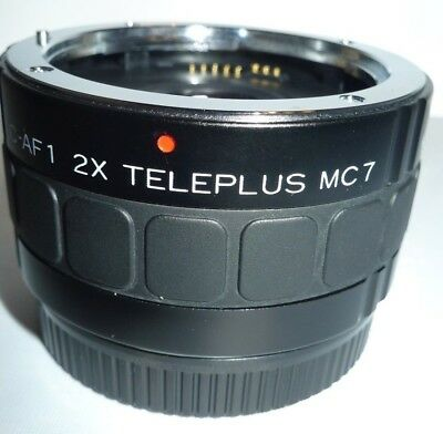 [MINT] Kenko C-AF1 2X Teleplus MC7 Lens for Canon EF EOS Free Shipping
