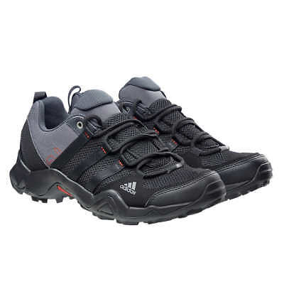 09788884efcc92 Adidas Men s AX2 Outdoor Hiking Shoe Black Athletic Sneakers Size 10