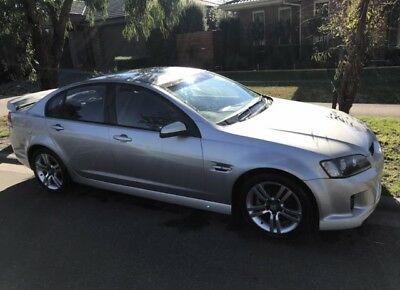 2006 Holden VE SV6 Commodore Silver 300,000KMS