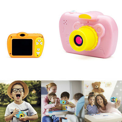 "2"" LCD 8MP niños Mini LSR cámara Foto Digital Videocámara HD Sport Camera"