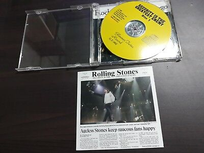 The Rolling Stones - Security Is The Greatest Enemy 2CD