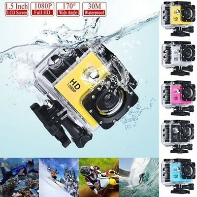 Waterproof 4K SJ9000 Full HD 1080P Ultra Sports Action Camera DVR Cam Camcorder