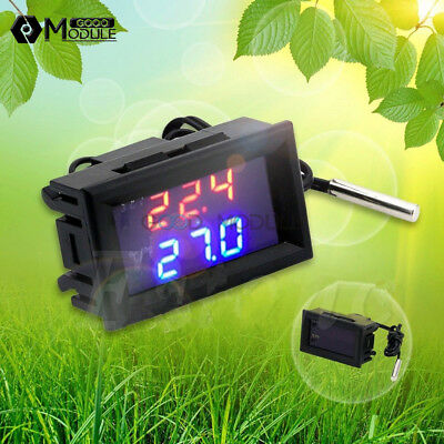 12V -50-110°C W1209WK Digital thermostat Temperature Control Smart Sensor DC