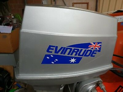 evinrude outboard ENGINE COVER cowling   70 hp  1983