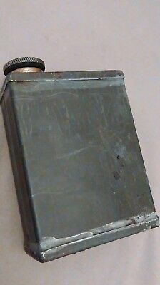 Vintage Bladon & Son Oil Can 1951 broad arrow military issue, with applicator