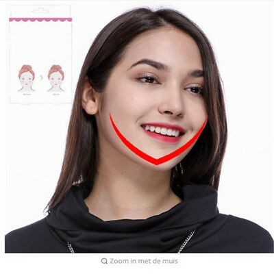New Face Lift Sticker Thin Face Patch Artifact Invisible Chin Medical Tape  LH