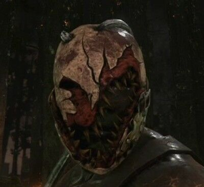 Dead By Daylight EXCLUSIVE: *DIGITAL ITEM* Chuckles Mask for Trapper