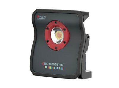Scangrip Multimatch 3 Work Light Bluetooth Sps 3000 Lumen Exchangeable Battery