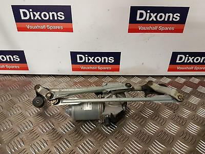Corsa D Front Windscreen Wiper Motor Linkage Assembly Complete