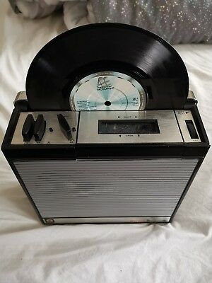 Discassette DC70 BUSH, very rare in this condition.Discatron, record player etc