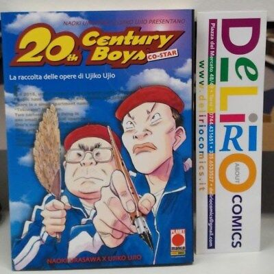 20th CENTURY BOYS CO-STAR Ed.PLANET MANGA SCONTO 10%