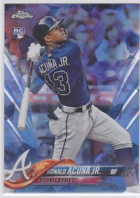 2018 Topps Chrome Sapphire Online Exclusive /285 - PICK YOUR PLAYER (#'s 1-400)