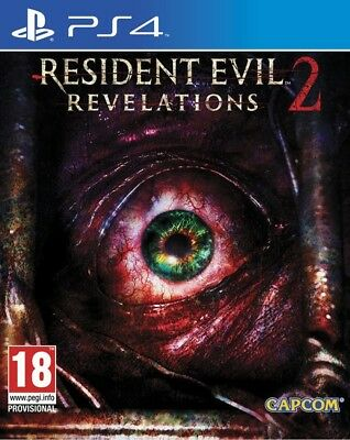Video Gioco Resident Evil 2 Revelations Ps4 Play Station 4 Italiano Multilingue