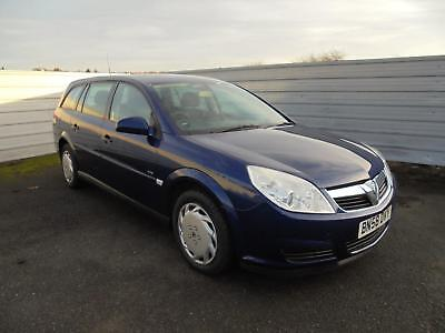 VAUXHALL VECTRA ESTATE 1.9CDTi 16v  Life