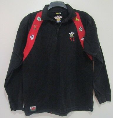 Mens Rugby Top Size XXL Good Condition