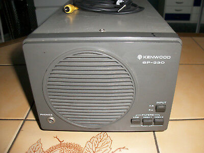 KENWOOD SP - 230 Stationslautsprecher