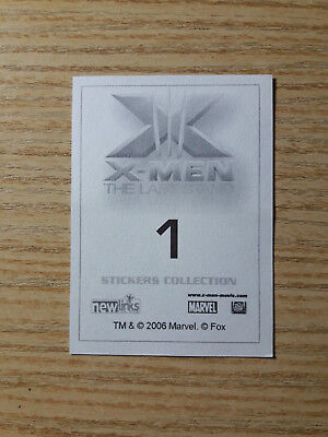 "Figurine ""X-Men The Last Stand Conflitto Finale"" New Links Marvel 0,50 L'una"