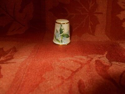 lily of the vally thimble by royal grafton
