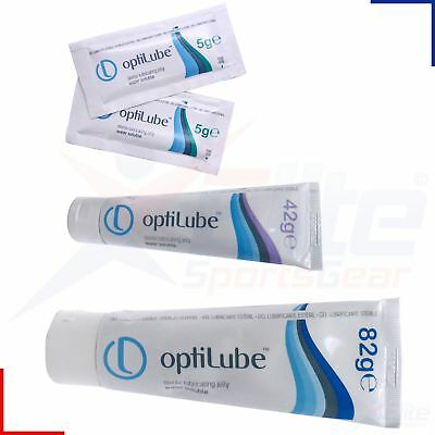 Optilube Sterile Lubricating Jelly Gel Sachets - KY Alternative - 5g, 42g or 82g