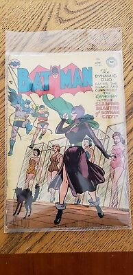 1954 Batman #84 Catwoman cover Golden Age