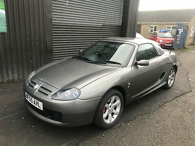 2005 Mg/ Mgf Tf 1.8 135 Convertible With Hard Top