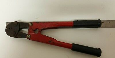 Loos Cable Co Cable Swaging Tool