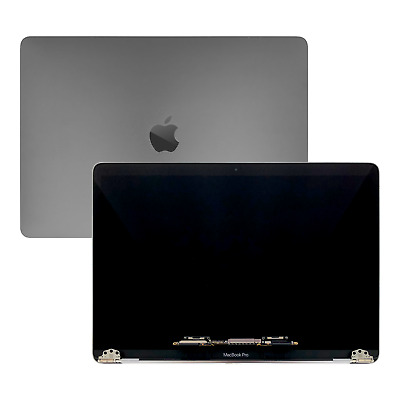 "Space Gray MacBook Pro 13"" Retina LCD Display Assembly for 2016 2017 A1706 A1708"