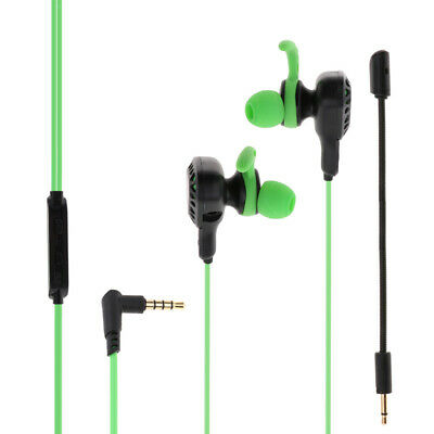 For PUBG Mobile Gaming Earphone Headphones with Mic and Volume Control T8