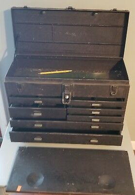 Kennedy  Machinist's Tool Box / Chest 7 Drawer