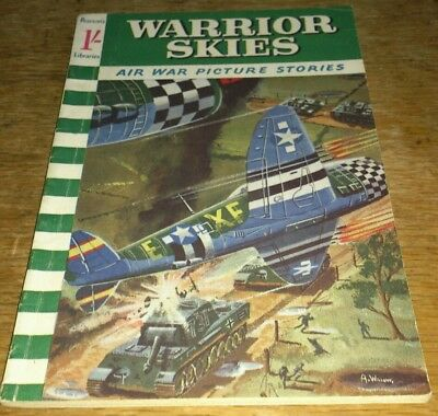 Air War Picture Stories No 22, 1961, Pearson
