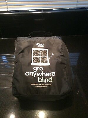 gro anywhere travel blackout blind