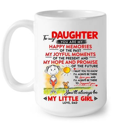 To My Daughter You Were My Little Girl Yesterday Love Dad