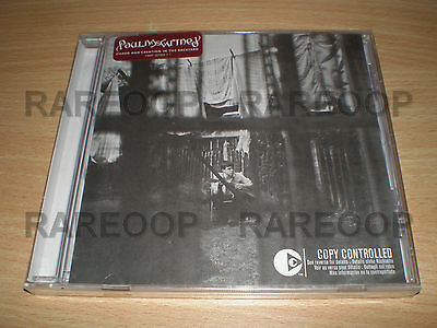 Chaos And Creation In The Backyard by Paul McCartney (CD, 2005) ARGENTINA PROMO