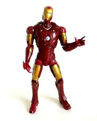 Marvel Legends Action Figure 6 Inch Series 1 Movie - Iron Man MARK III