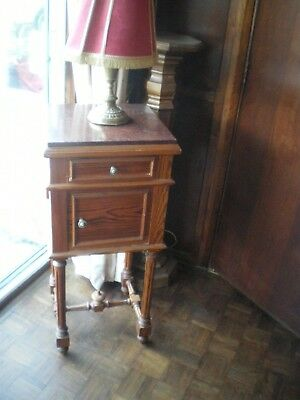 French pot cupboard / hall stand / bedside cupboard