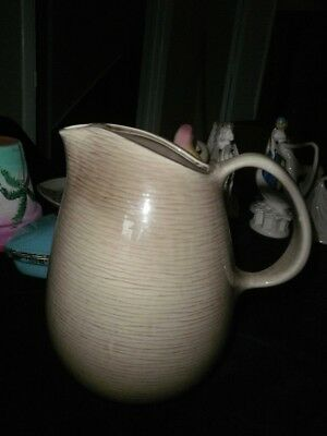 Raymor Contempora Fawn Brown by Steubenville Large Pitcher