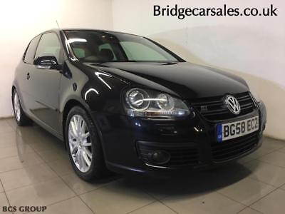 Volkswagen Golf 1.4 TSI ( 170PS ) 2009 GT Sport spares or repairs