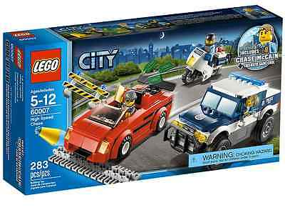 LEGO® City 60007 Verfolgungsjagd NEU OVP_ High Speed Chase NEW MISB NRFB