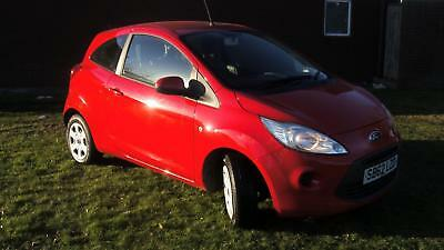2012 Ford Ka 1.2 ( 69ps ) ( s/s ) 2012.Edge 1 FORMER KEEPER 55,000 MILES VGC PX