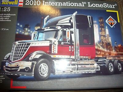 revell lkw  2010 International Lone Star